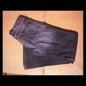 7 for all man kind Dojo Jean